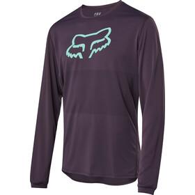 Fox Ranger Foxhead LS Jersey Men dark purple